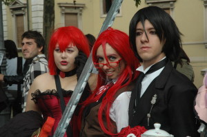 Lucca Comics an Games